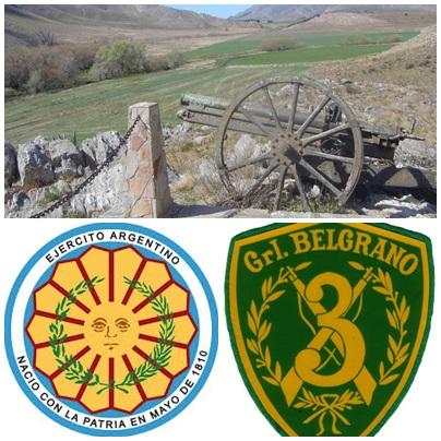 Ejercicios del programa de educación del Regimiento de Infanteria Mecanizado 3 Gral Belgrano en Pigüé