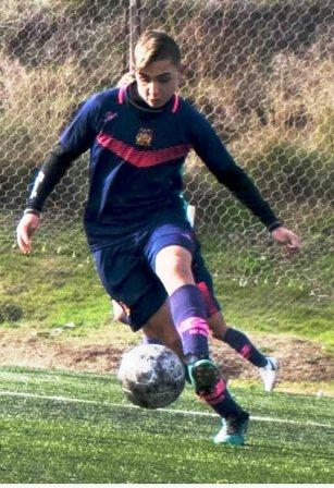 Fútbol Pampeano - En Rivera, Fermín Milaci convirtió el gol de la victoria para Mac Allister