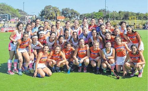 Hockey Femenino - Campeonato Argentino Sub 21 - Bahía con Ivana Mazars cayó ante Capital y ahora va por el tercer puesto.