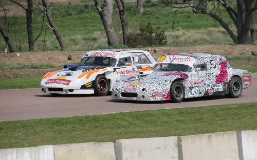 Supercar Región Pampeana - La categoría se hizo presente en nuestro autódromo.