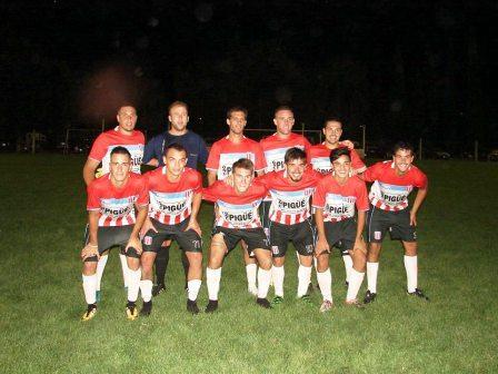 Copa Ciudad de Pigüé - Unión Pigüé debutó con un triunfo.
