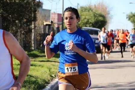 Atletismo - Yani Clair se prepara para la 4ta fecha de la Maratón 6 ciudades.
