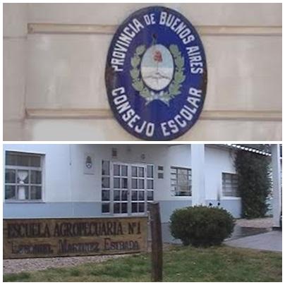 Convocatoria a acto publico para designar cocinero en la Escuela de Educación Secundaria Agraria Nº 1 de Goyena