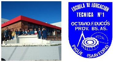 Inicio ciclo lectivo en La Escuela de Educación Secundaria Técnica Nº1 Octavio Federico Ducós