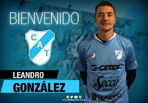Nacional B - Leandro González nuevo refuerzo de Temperley.