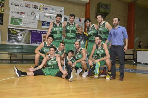 Basquet Federal - Perfora de Plaza Huincul será el rival del equipo de Erbel De Pietro.