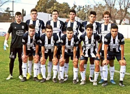 LRF - RESERVA - Club Sarmiento único equipo pigüense clasificado a los cruces.