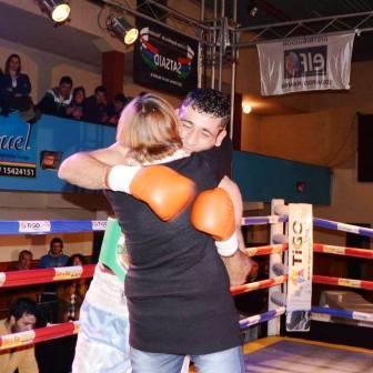 Box - Alfri Blanco pelea este sábado en Zárate - Televisa TyC Sports.