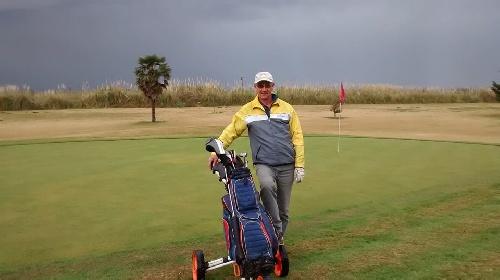 Golf - Juan Magallanes y Alejandro Moggia ganaron en el club local.