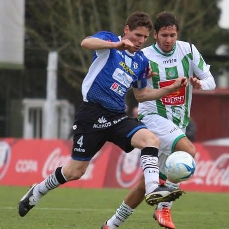 Liga del Sur - Liniers con Facundo Lagrimal venció como local a Villa Mitre.