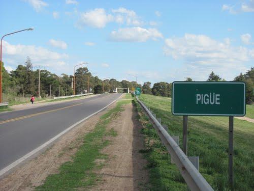 El Ministerio de Transporte de la Nación instalará wifi gratis en ruta de acceso a Pigüe y en otras