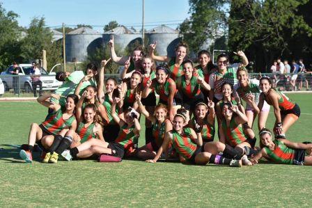 Hockey Femenino - En Sub 16, Independiente de Puán gana y accede a una final extra.
