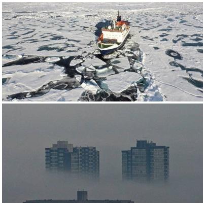 Alerta global por un récord de gases de efecto invernadero
