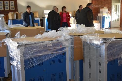 La Municipalidad entregó más notebook, PC y equipos del programa Distrito Digital