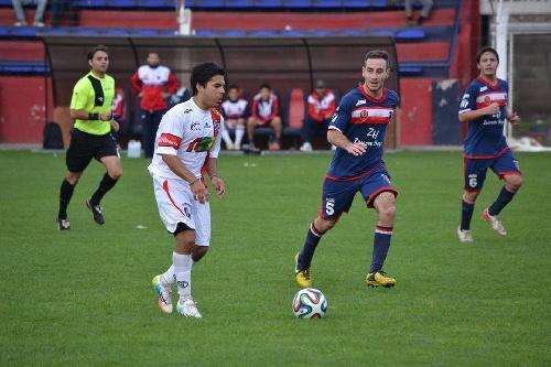 LRF - Peñarol y el elenco para jugar el domingo ante Automoto.