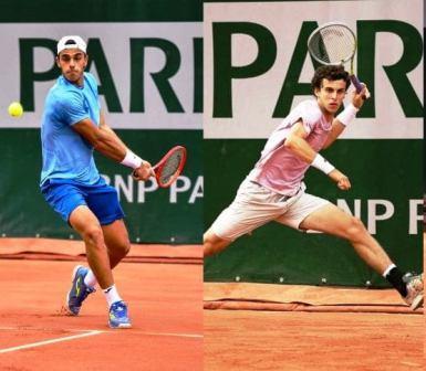 Wimbledon - Marco Trungelliti y Francisco Cerúndolo a un triunfo del cuadro principal.