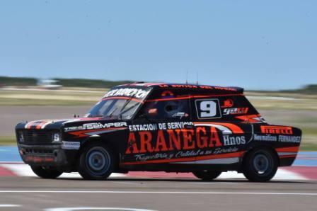 Gran Turismo de la Comarca - Juan Aranega campeón 2018 de la categoría.