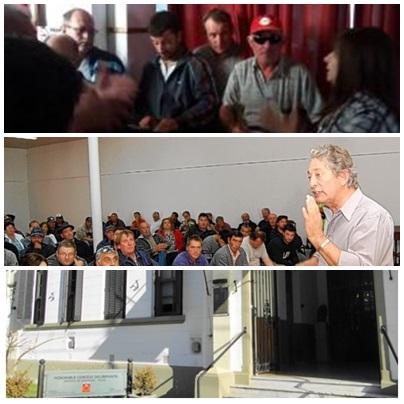 Batista del STM: Que le bajen los 31.000.- pesos que cobran los concejales