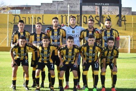Liga del Sur - Olimpo con Nicolás Cabral enfrenta a Villa Mitre.