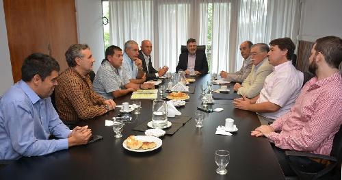 El senador Horacio López se reunió con el ministro de Desarrollo Social Bonaerense