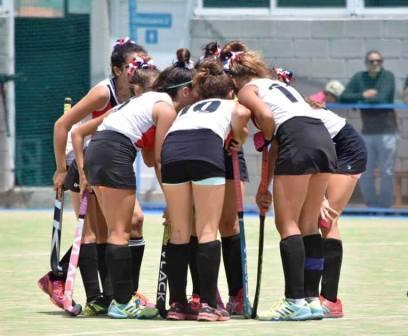 Hockey Femenino - Atlético Ventana goleó en Sub 16 y sigue puntero.