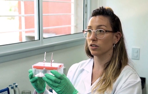 Científica pampeana descubrió test para el coronavirus