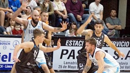 Liga Argentina - De Pietro goleador en la victoria de Racing de Chivilcoy.