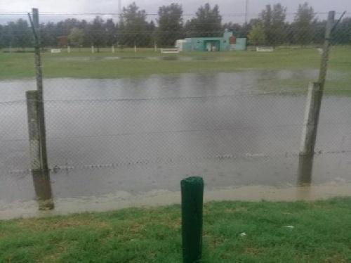 LRF - Suspendida la fecha futbolística de primera y reserva.