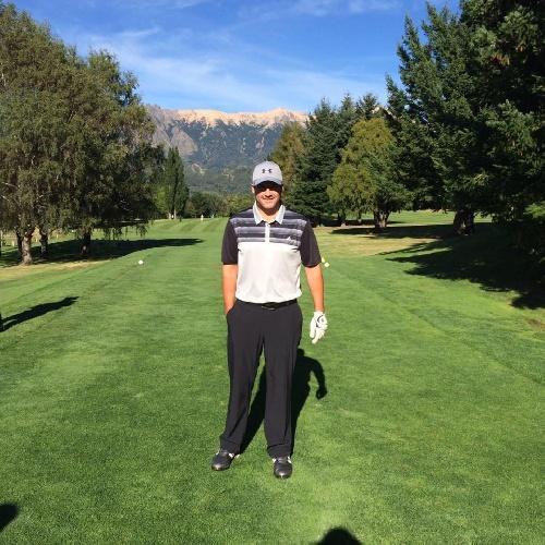 Golf - Ivo Simon ganador del Campeonato del Club con handicap.