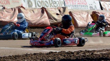 Karting - El ProKart Salliqueló corre  fin de semana en Saavedra.