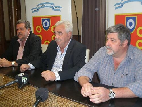 El ministro de Ciencia y tecnología bonaerense visitó Pigüé y se reunió con el intendente