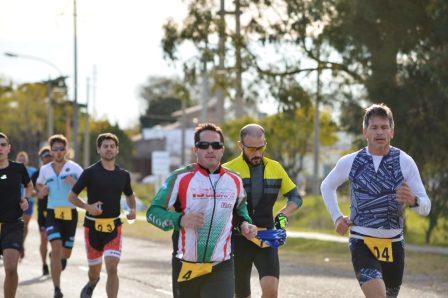 Atletismo - Participación pigüense en el Duatlon de Cabildo.
