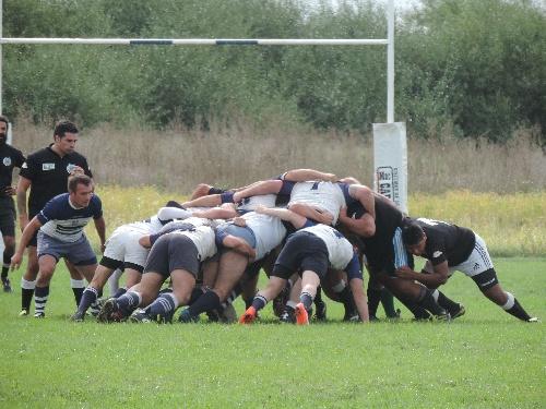 Triunfazo en rodeo propio de Sarmiento Rugby