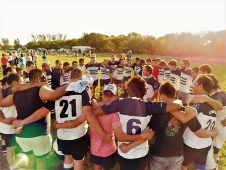 Rugby - Club Sarmiento se impuso ante la Universidad Nacional del Sur.