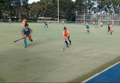 Hockey Femenino - SudOeste A derrotó en amistoso a Bahía Blanca B