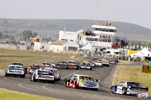 Turismo Carretera - Se confirmó la presencia de la categoría en Olavarría.