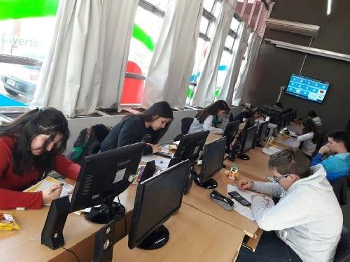 Estudiantes del Distrito clasificaron para la etapa provincial de las Olimpiada Matemática