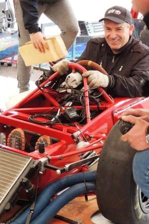Sport Prototipos - Jorge Balcarce entre los 20 anotados para Bahía Blanca.