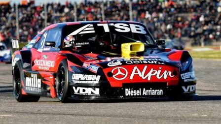 Turismo Carretera - José Manuel Urcera llega como puntero del campeonato a Rafaela.