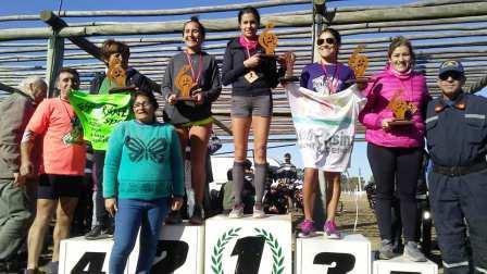 Atletismo - Yani Clair ganó en Tres Lomas los 10 k Damas General.