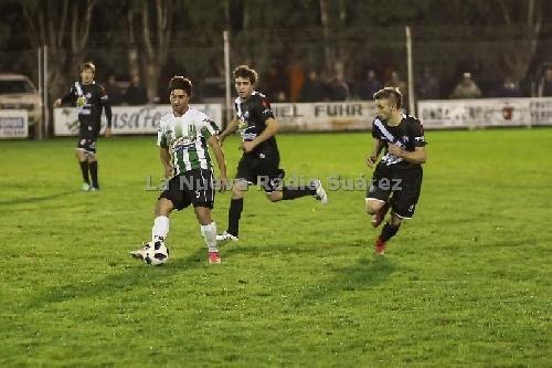 LRF - Huanguelén derrotó a Blanco y Negro en el cierre de la 8va fecha del fútbol regional.