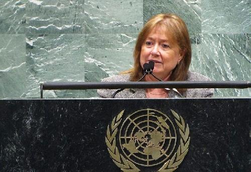 Macri anunció que la canciller de su gobierno será Susana Malcorra
