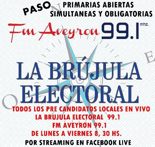 La Concejal Mariana Casabone en La Brujula Electoral