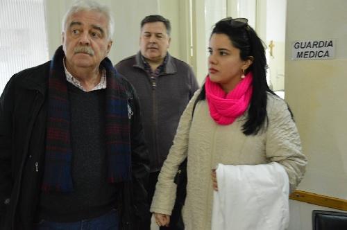 Dos médicos venezolanos, nietos de una piguense atenderán en Saavedra