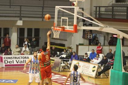 Basquet Federal - Racing de Chivilcoy barrió a Sportivo Las Parejas y se mete en semifinales.