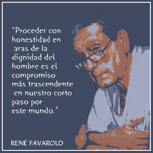 En homenaje al Dr. Favaloro