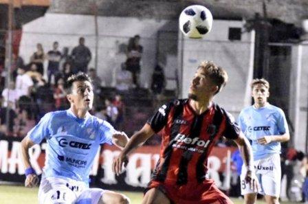 Nacional B - Temperley con Leo González empató ante Defensores.