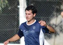 LRF - Lucio Moscardi sancionado con cuatro fechas de suspensión.