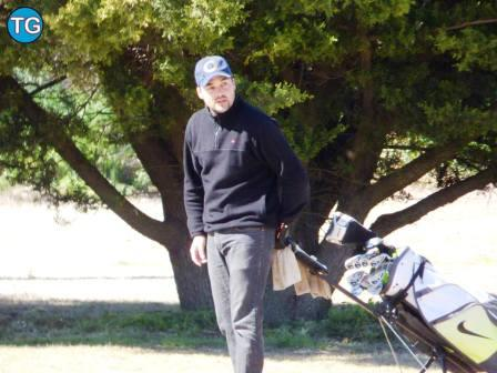 Golf - Matías De Caso se adjudicó el torneo entresemana en el club local.