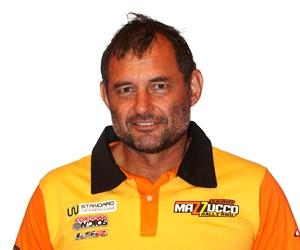 Argentino de Navegación - Eugenio Favre participó en la 1ra fecha en Mendoza.